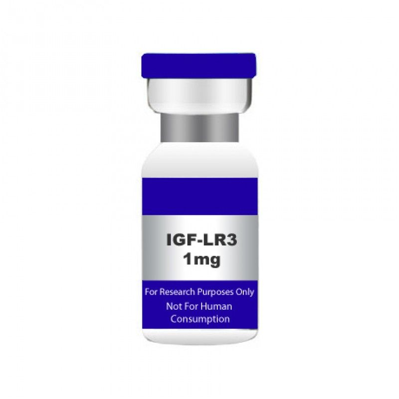IGF1 LR3 1mg. USA MADE PEPTIDE HIGHEST QUALITY AVAILABLE.